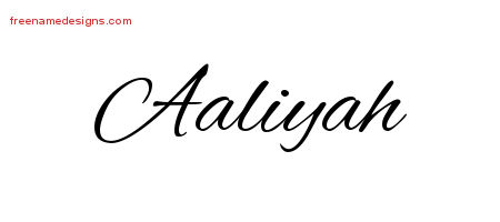 aaliyah archives free name designs. Black Bedroom Furniture Sets. Home Design Ideas
