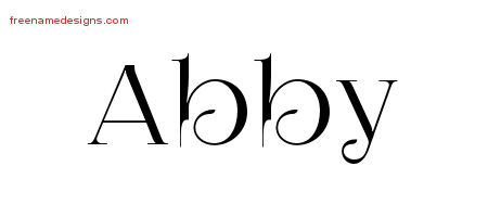 abby Archives - Free Name Designs