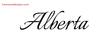 how to change name alberta