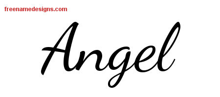 Angel Tattoo Designs With Names Name Tattoo Designs Angel