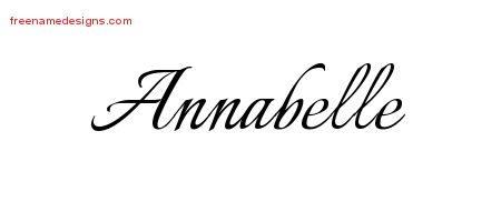 annabelle page 2 free name designs. Black Bedroom Furniture Sets. Home Design Ideas