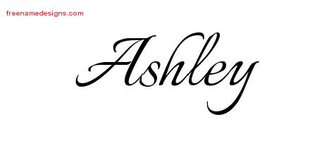 Ashley Archives Free Name Designs