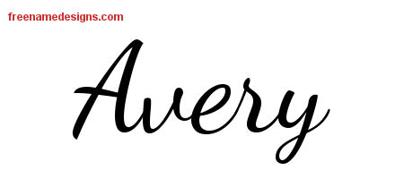 lively script name tattoo designs avery free download free name