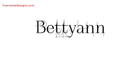 Decorated Name Tattoo Designs Bettyann Free