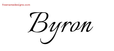 Byron Archives Page 2 Of 2 Free Name Designs