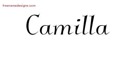 camilla archives page 2 of 2 free name designs