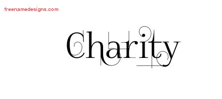 Decorated Name Tattoo Designs Charity Free