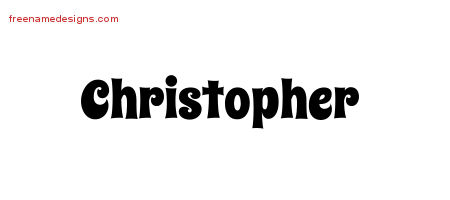 christopher Archives - Free Name Designs
