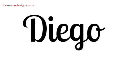 diego Archives - Page 2 of 2 - Free Name Designs