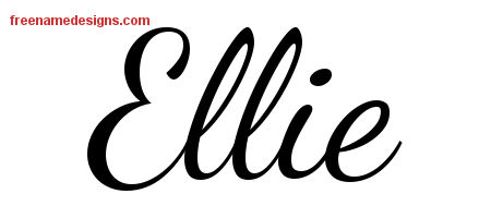 ellie Archives - Page 2 of 2 - Free Name Designs