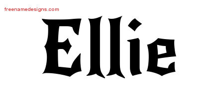 Ellie Archives Page 2 Of 2 Free Name Designs