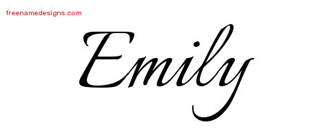 Emily Archives Page 2 Of 2 Free Name Designs