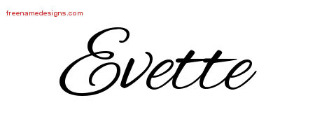 evette Archives - Page 2 of 2 - Free Name Designs