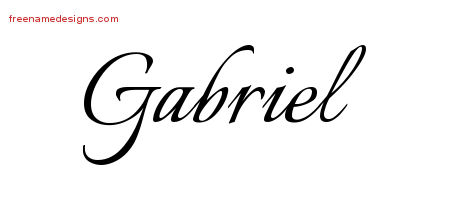 gabriel archives page 4 of 4 free name designs. Black Bedroom Furniture Sets. Home Design Ideas