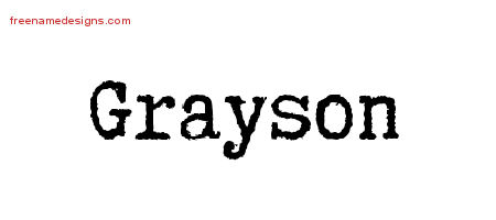 grayson Archives - Page 2 of 2 - Free Name Designs  |Grayson Name