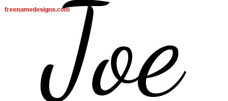 joe Archives - Page 2 of 3 - Free Name Designs