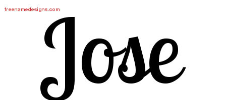 jose archives page 3 of 3 free name designs
