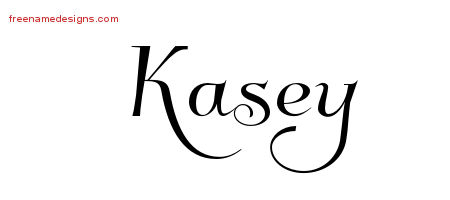 Elegant Name Tattoo Designs Kasey Download Free