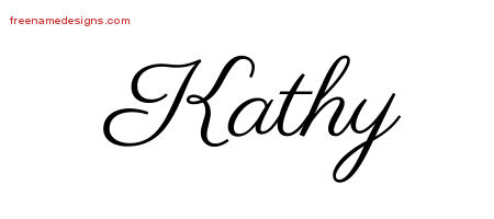 Kathy Archives Page 2 Of Free Name Designs