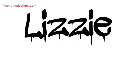 lizzie Archives - Free Name Designs