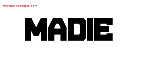 Madie archives free name designs for Madie design online