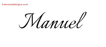 Manuel Archives Free Name Designs
