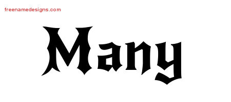 Gothic Name Tattoo Designs Many Free Graphic