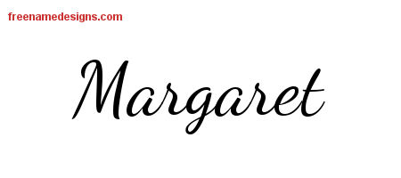 margaret Archives - Free Name Designs