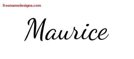 maurice archives page 3 of 3 free name designs. Black Bedroom Furniture Sets. Home Design Ideas