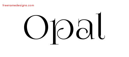 Name Tattoo Designs Opal Download Free Vintage Name Tattoo Designs ...