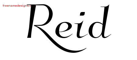 reid name. elegant name tattoo designs reid download free