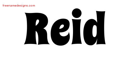 reid name. groovy name tattoo designs reid free i