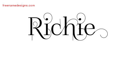 Designs Richie - Archives Name Free