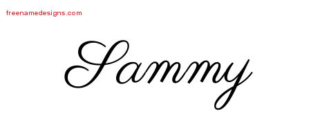sammy Archives - Free Name Designs