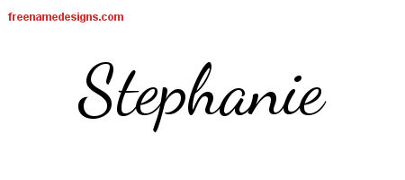 stephanie Archives Page 2 of 2 Free Name Designs
