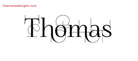 thomas Archives - Page 3 of 3 - Free Name Designs