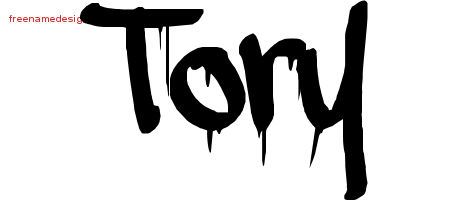 Graffiti Name Tattoo Designs Tory Free