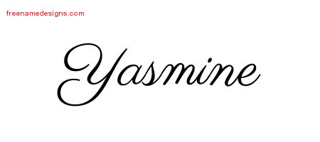 Yasmine Archives Free Name Designs